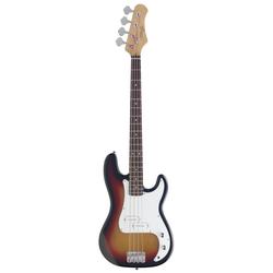 Stagg P300-SB P Standard E-Bassgitarre
