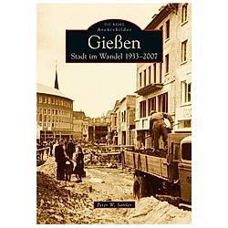 Gießen. Peter W. Sattler  - Buch