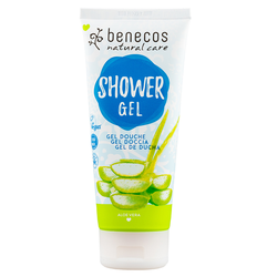 Benecos Natural Showergel Aloe Vera 200 ml
