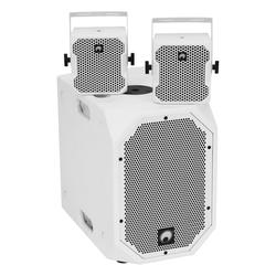 Omnitronic BOB 2.1 Satelliten-Set Weiß