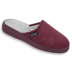 Dr. Orto Medizinische Hausschuhe für Damen Hausschuh Slipper, Pantoffeln rot 41