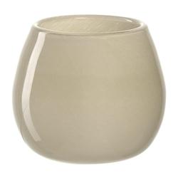 LEONARDO Teelichthalter CASOLARE Beige, 8.2 cm