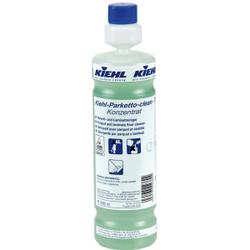 Kiehl Parketto-Clean-Konzentrat Bodenreiniger, Umweltgerechter Parkett- und Laminatreiniger, 1000 ml - Flasche