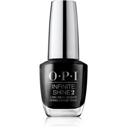 OPI Infinite Shine Nagellack mit Geleffekt Black Onyx 15 ml