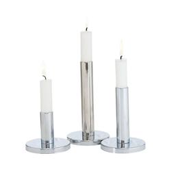 BOLTZE Kerzenständer 3-tlg. Kerzenständer