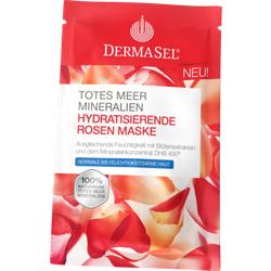 DERMASEL Maske Rosen 12 ml