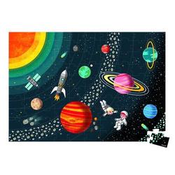 Janod® Edukativ-Puzzle Sonnensystem, 100 Teile