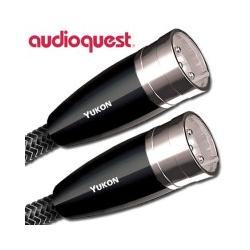 AudioQuest Yukon Stereo-Kabel (XLR) 1m