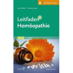 Leitfaden Homöopathie: Buch von