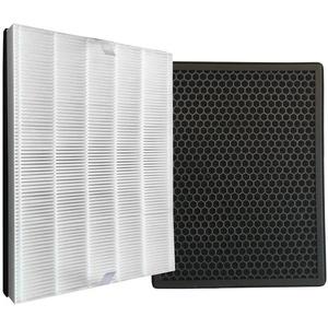 Comedes Filter-Set passend für Philips Luftreiniger AC2889, AC2887, AC2882 und AC3829/10, einsetzbar statt Philips FY2422/30 und FY2420/30