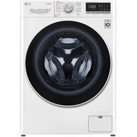 LG V5105S, Stand-Waschmaschine-Frontlader weiß