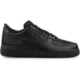 Nike Men's Air Force 1 '07 black/black 47,5