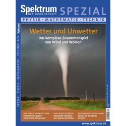 Wetter und Unwetter als Buch von