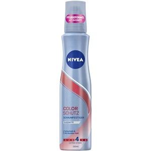NIVEA Schaumfestiger, Extra Stark, 150 ml Dose, Color Schutz