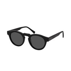 Hawkers G-LIST HGLI20BBX0 BLACK, Runde Sonnenbrille, Unisex