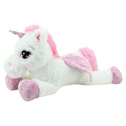 Sweety Toys Einhorn Plüschtier weiss, 65 cm