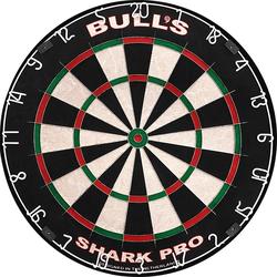 BULL'S NL Shark Pro Dartboard Bristle Dart Board Dartboard Dartscheibe