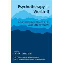 Psychotherapy Is Worth It