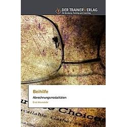 Beihilfe. Enid Artursdottir  - Buch