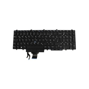Keyboard (GERMAN) - Portable Keyboard - Ersatz - Deutsch - Schwarz
