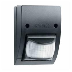 steinel Bewegungsmelder, 0-160°, Aufputz, schwarz, matt, IP54, 600W Bewegungsmelder