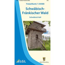 LGL BW 50 000 Freizeit Schwäbischer Wald