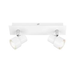 Briloner LED-Deckenleuchte Spot in weiß, 29 cm