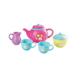 Playgo Kindergeschirr-Set Tee Party-Set, 5-tlg.