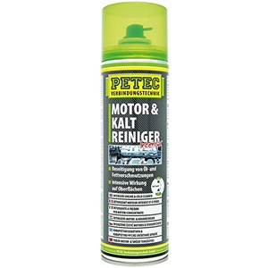 Petec Motor- & Kaltreiniger Spray 500 ml