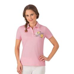 Trigema Poloshirt Maritim rosa L