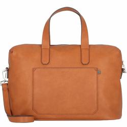 Esprit Jane Handtasche 37 cm rust brown