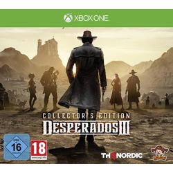 Desperados 3 Collectors Edition Xbox One USK: 16