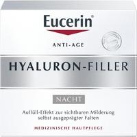 Eucerin Hyaluron-Filler Nachtpflege Creme 50 ml