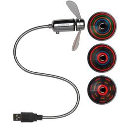 Speedlink Speedlink Mini USB-Ventilator mit LED Licht Abkühl USB-Kabel