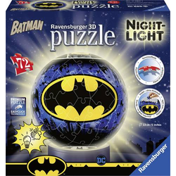 Ravensburger Nachtlicht - Batman 3D Puzzle-Ball 11080