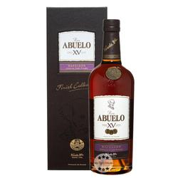Ron Abuelo XV Años Napoleon Rum