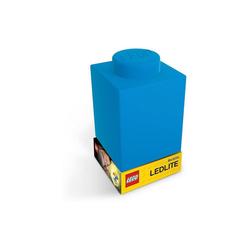 LEGO® Nachttischlampe Nachtlicht LEGO-STEIN, blau