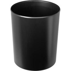 HAN 1818-S-13 Sicherheits-Papierkorb 20l (Ø x H) 283mm x 340mm Polystyrol, Aluminium Schwarz 1St.