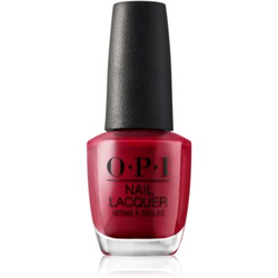 OPI Nail Lacquer Nagellack OPI Red 15 ml