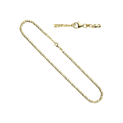 JOBO Goldkette, 333 Gold massiv 45 cm