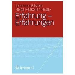 Erfahrung - Erfahrungen - Buch