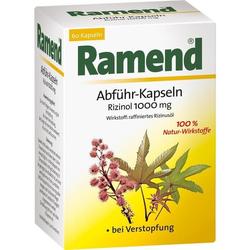 Ramend Abführ-Kapseln Rizinol