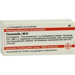 LM CHAMOMILLA VI Globuli 5 g