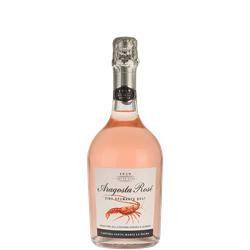 Santa Maria Aragosta Rose Brut Vino Spumante