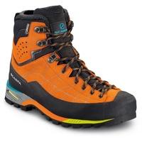 Scarpa Zodiac Tech GTX Schuhe (Größe 47 Orange)