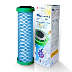 EM Premium 5 Carbonit Filterpatrone