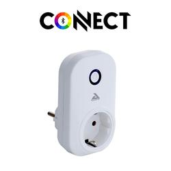 Connect Stecker Bluetooth Weiß