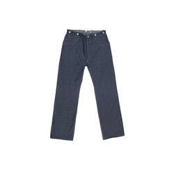 Blue Blanket IJ1 Striped Denim Pants 12 oz