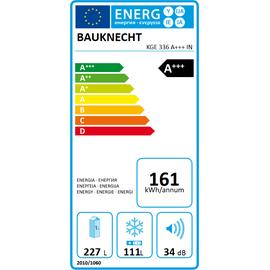 Bauknecht KGE 336 A+++ IN