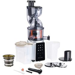 3in1-Slow-Juicer & Entsafter mit Gemüse-Reibe & Eis-Aufsatz, 200 Watt